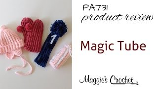 Magic Tube Set 3 Crochet Pattern Product Review PA731