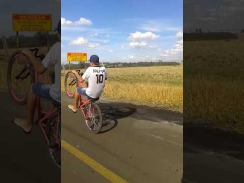Grau de bike em guarei