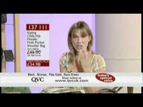 qvc uk Quality Value Cursing blunder - YouTube
