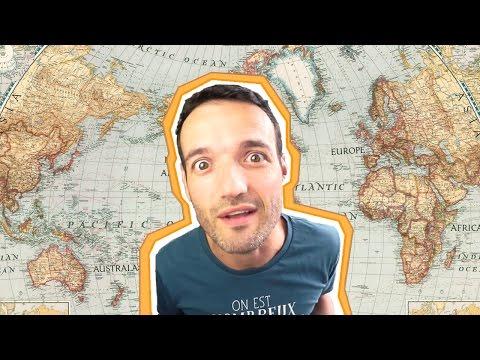 Comment Apprendre Les Cartes De Géographie !