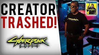 Journalists TRASH Cyberpunk Creator Mike Pondsmith