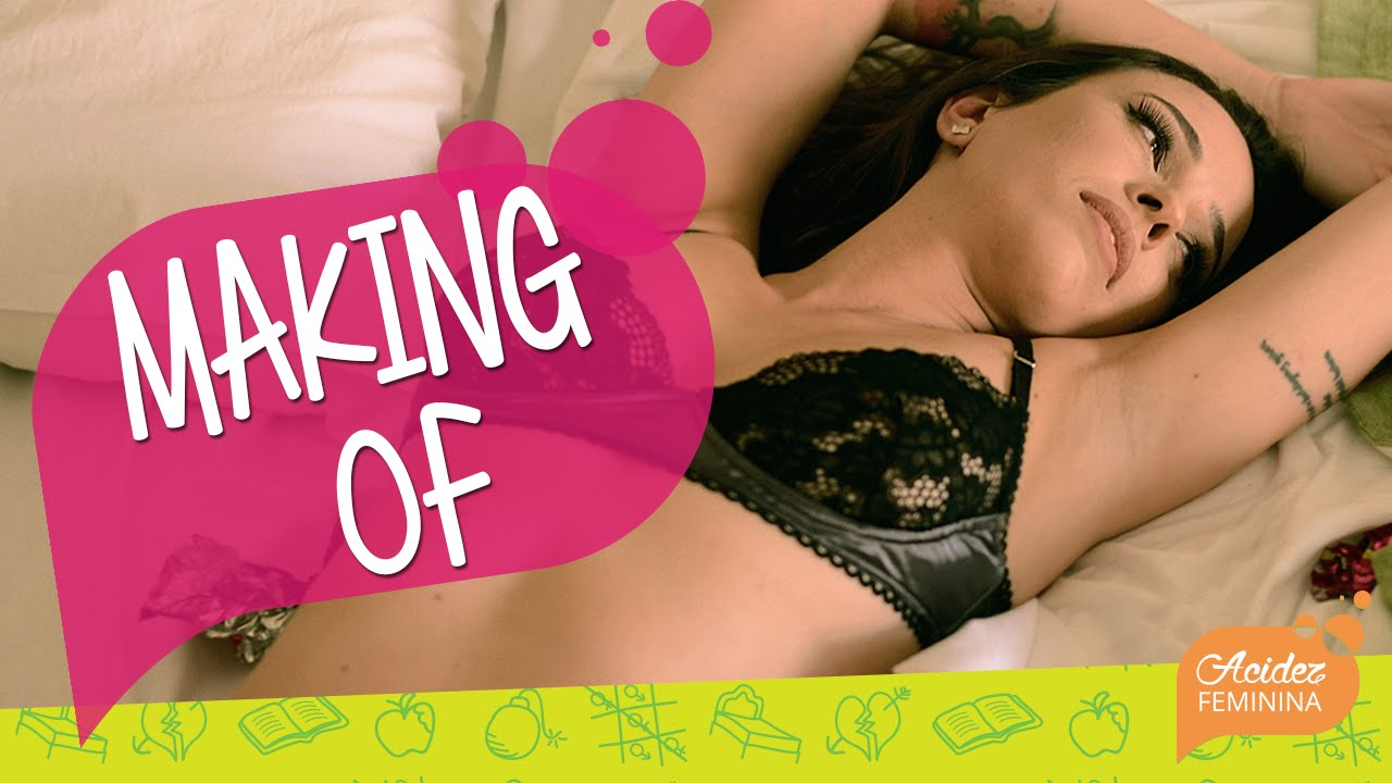 ca4ca4d31 Making of Fotos de LINGERIE - YouTube