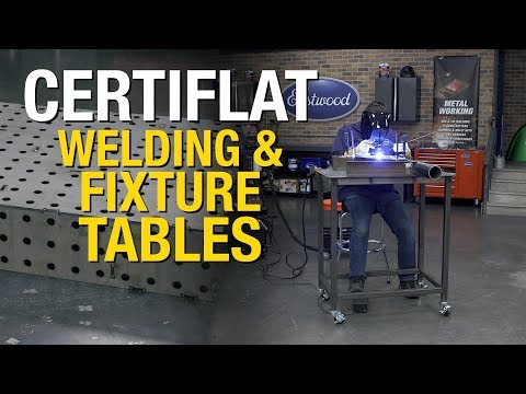 How To Use Welding & Fixture Tables for Precision Metal Fab - CertiFlat Welding & Fixture Tables