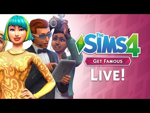 the sims get famous