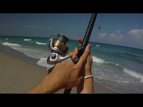 Surf Fishing - How to Cast a Surf Rod