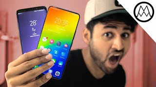 Vivo NEX vs Samsung Galaxy S9 Plus!