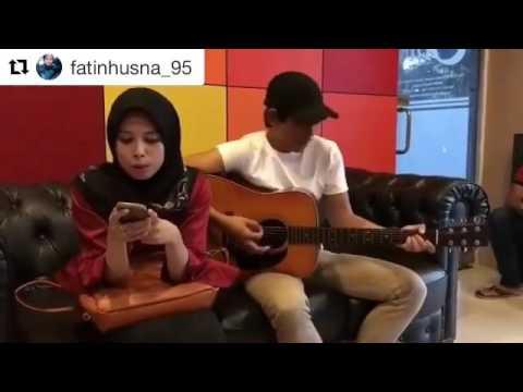 Warkah yang terindah - cover by khai bhar & fatin husna