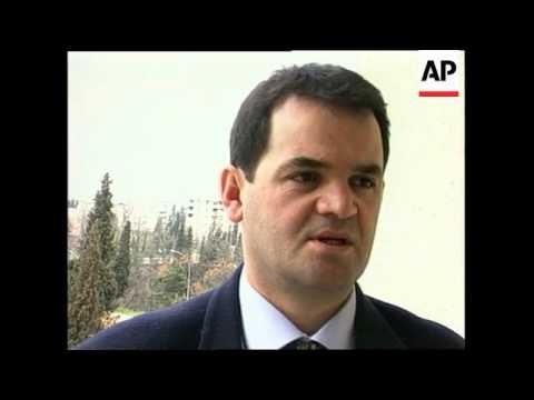 MONTENEGRO: KOSOVO CRISIS: ANTI NATO PROTESTS