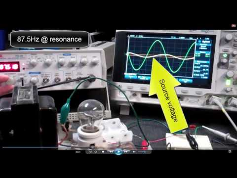 B33536 - Electrical Resonance