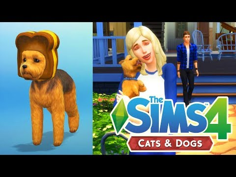 MAKING CHEWIE! | Sims 4 Cats & Dogs DLC