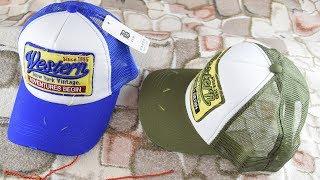 Unpacking AliExpress Baseball caps (Unboxing)