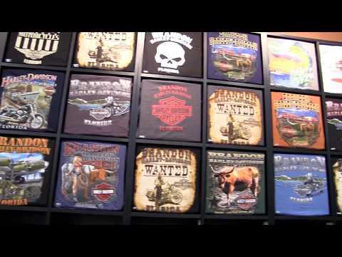 Harley Davidson t shirts for sale Florida