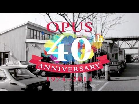 Opus Art Supplies: 40 Years