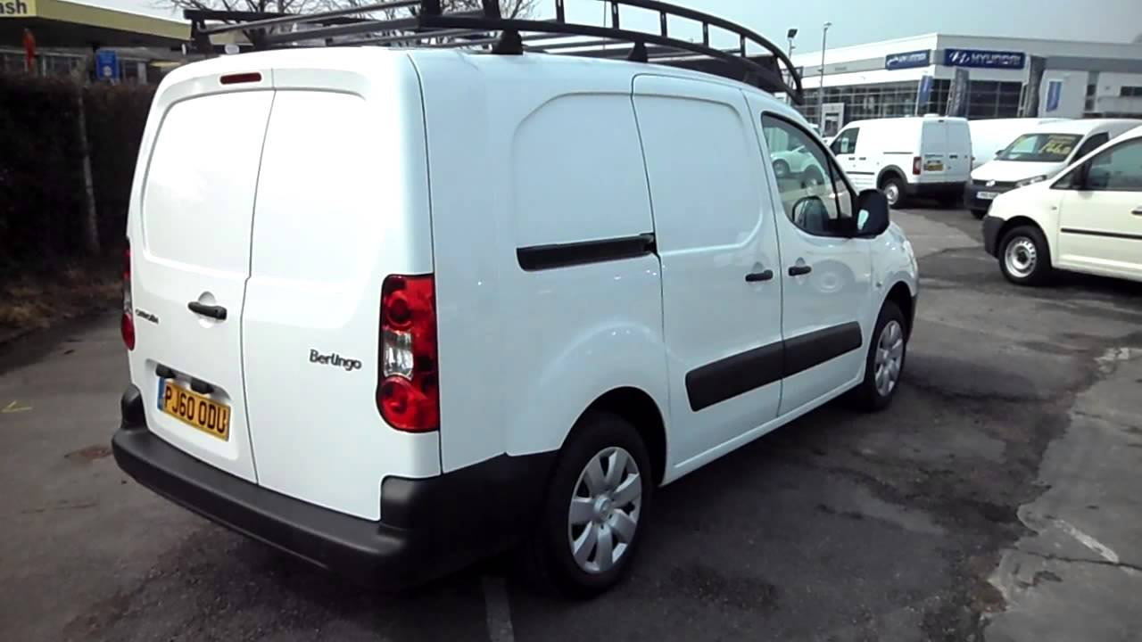 used citroen berlingo lx l2 hdi 90ps 750kg youtube. Black Bedroom Furniture Sets. Home Design Ideas