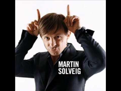 Martin Solveig - Bottom line