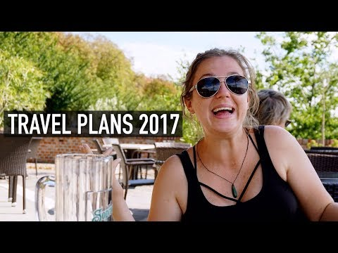 WHAT'S THE PLAN FOR THE REST OF 2017? ✈
