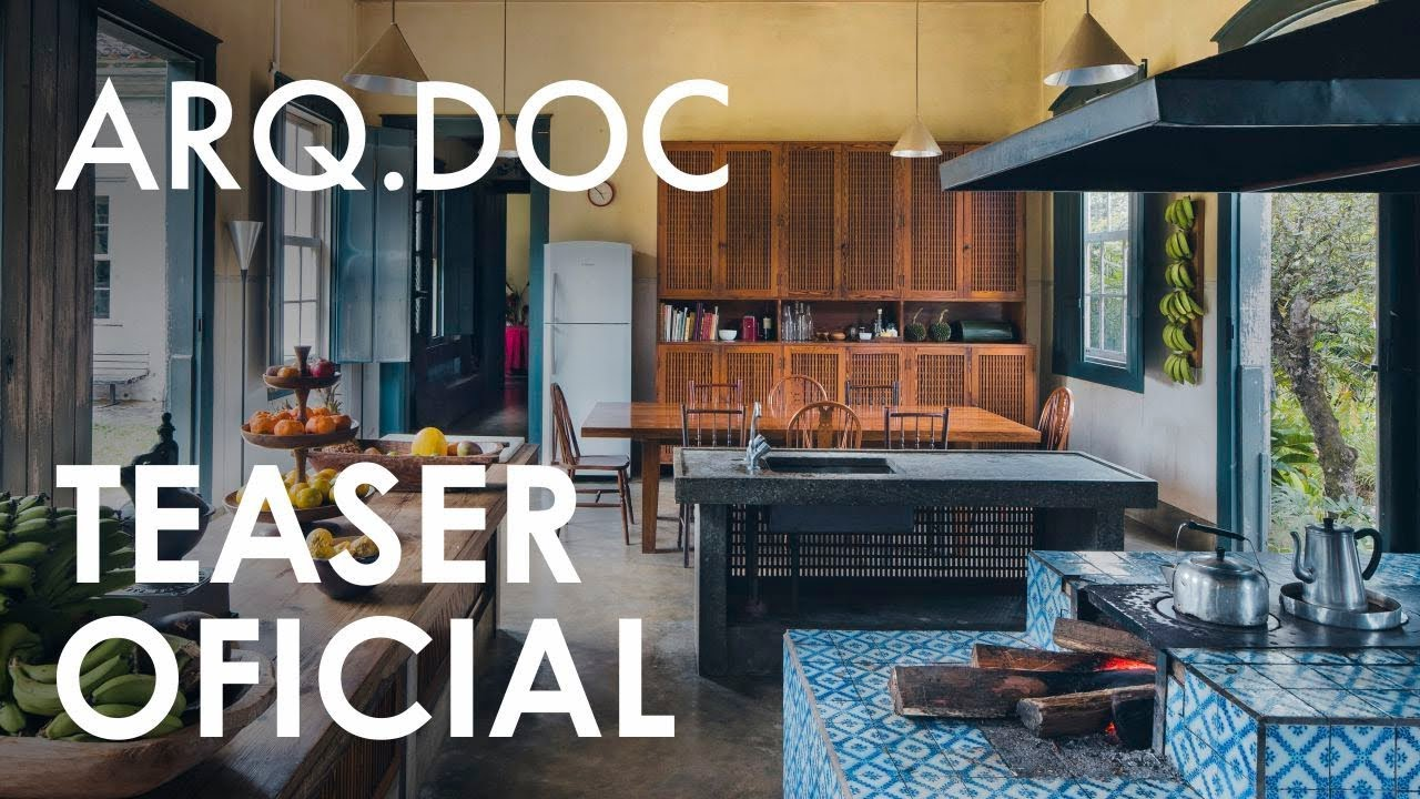 ARQ.DOC Brasil - Teaser Oficial: Cozinhas