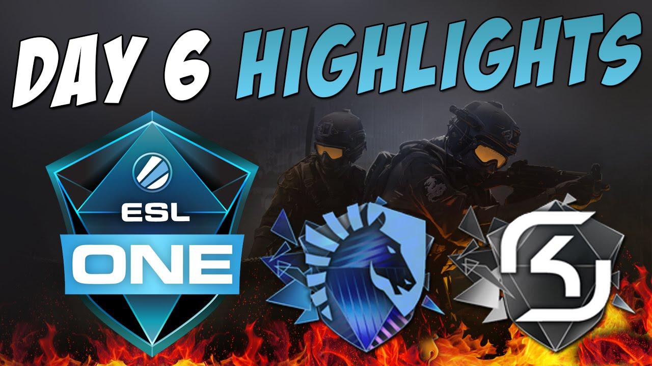 Download CS:GO - ESL One Cologne 2016 Highlights: Grand Final (SK Gaming vs Team Liquid)