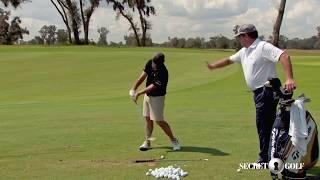 Brian Harman: Hand & Club Position