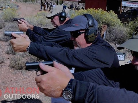 On the Firing Line with 3 Kimber Micro 9 Pistols