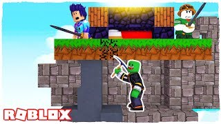 👉 YOU WON'T SEE ME COMING! - MINECRAFT BEDWARS IN ROBLOX!