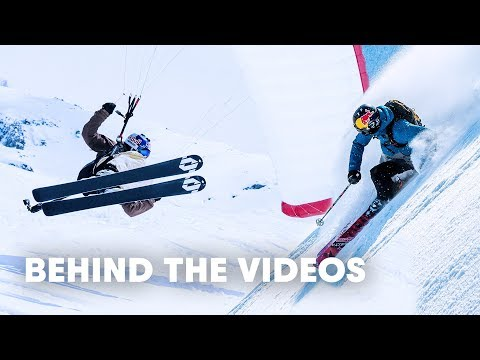 2 Skiers Talk About Their Craziest Ski V...