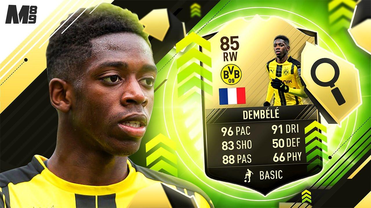 Dembele Fifa 17