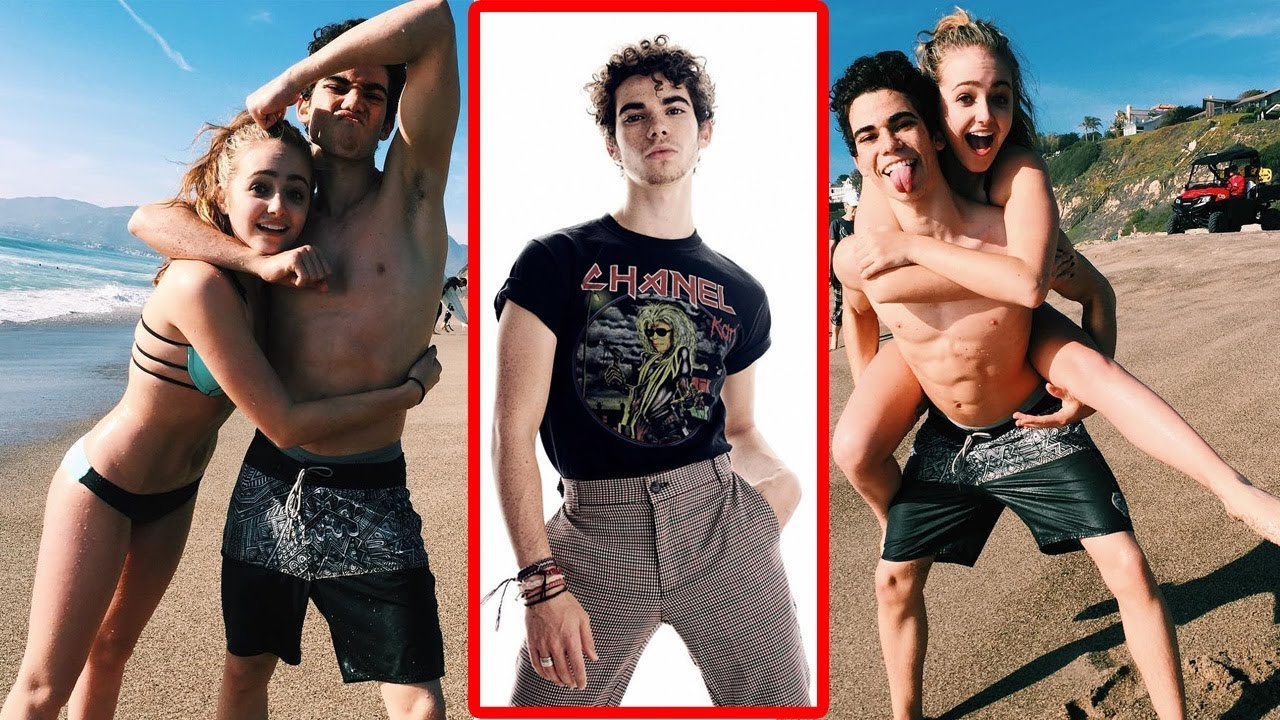 descendants 2 cameron boyce dating