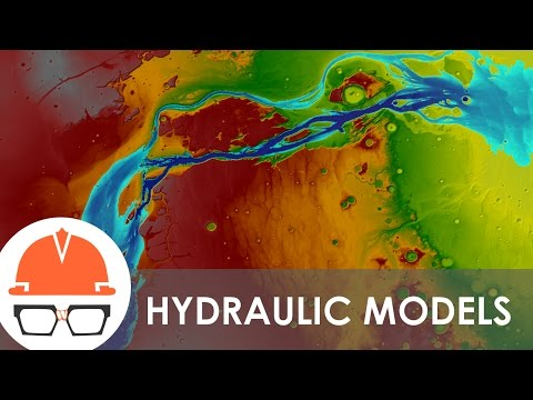 Rivers on Mars! (and other uses for hydraulic models)