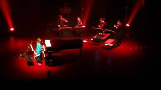 Tori Amos - Fearlessness Part 1 11.29.11