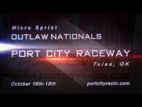 Port City Raceway, Micro Sprint Outlaw Nationals