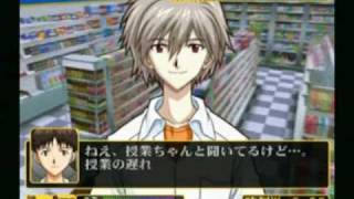 Neon Genesis Evangelion-  Kaworu Shinji good end? 3/3