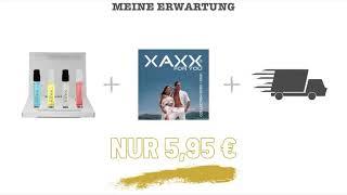 Geschäftspräsentation XAXX kurz erklärt