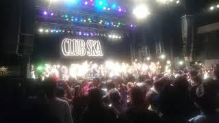 CLUB SKA   スカフレイムス  「TOKYO SHOT」 スカパラ参加 2018/11/10