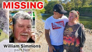 BILL SIMMONS.. (Part 2) Missing Person UNDERWATER SEARCH