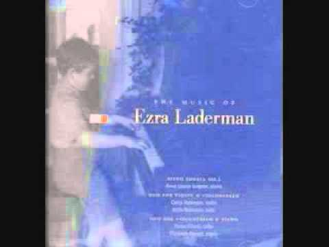 Anne Louise Turgeon plays piano music of Ezra Laderman 3 0001