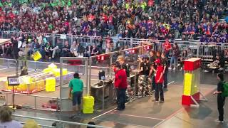 2018 FIRST FRC Houston Championship #2018tur #qf3m2
