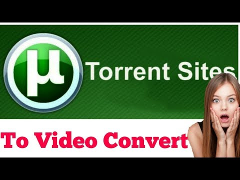Torrent To Video Converter
