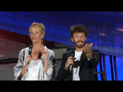 ROVAZZI Fabio ''VOLARE'' Wind Summer Festival ROMA 2017.