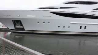 Diamonds are Forever at the 2013 Palm Beach Yacht Show