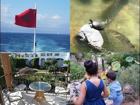 عطلتي الصيفية مع أسرتي باسبانيا 1 / مكان اقامتنا /Malaga / Sea life / Vlog Espagne 1
