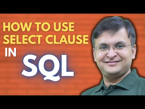 Part 8.3 Select Opearation In Sql Query In Hindi Select From Where Clause In Sql In Hindi