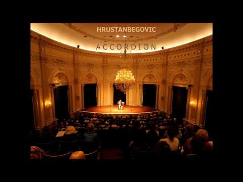 Live in Het Concertgebouw Amsterdam - Nihad Hrustanbegovic - Libertango - Astor Piazzolla