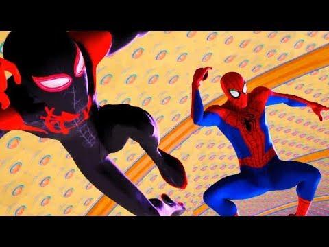 SPIDER-MAN: Un Nuevo Universo - REVIEW