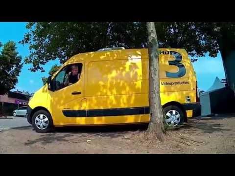 AP audiovisuele producties - OBHD3 OB van - festival multicamera captatie