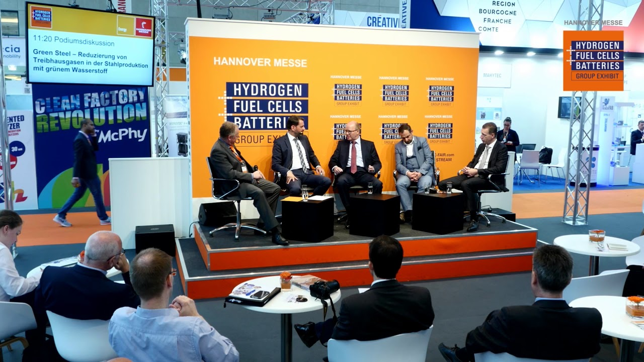 Hydrogen Europe at Europe's largest hydrogen, fuel cells and
