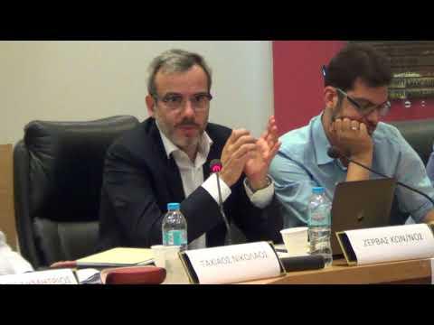Ομιλία του Κωνσταντίνου Ζέρβα στην εκδήλωση των alde party ims στη Θεσσαλονίκη (14/6/2018)