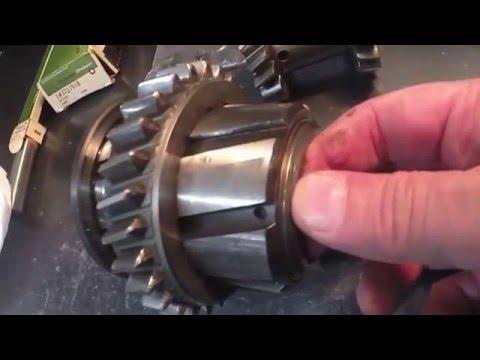 Bad 59 Chevy Muncie 318, 3 speed manual trans synchro
