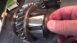 bad 59 chevy muncie 318 3 speed manual trans synchro clutch