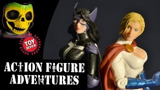 World's Finest 2-pack Huntress & Power Girl Dc Collectibles - Action Figure Adventures